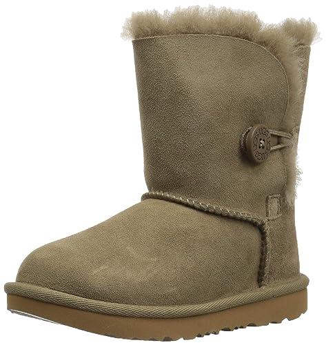8e9c85cb7a8 UGG Kids' T Bailey Button Ii Fashion Boot