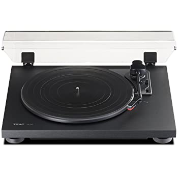 Teac TN100B Belt Drive Turntable Preamp and USB