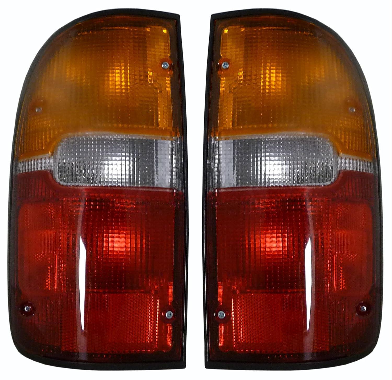 Toyota Tacoma 2//4WD 95-00 Tail Light Pair Set New