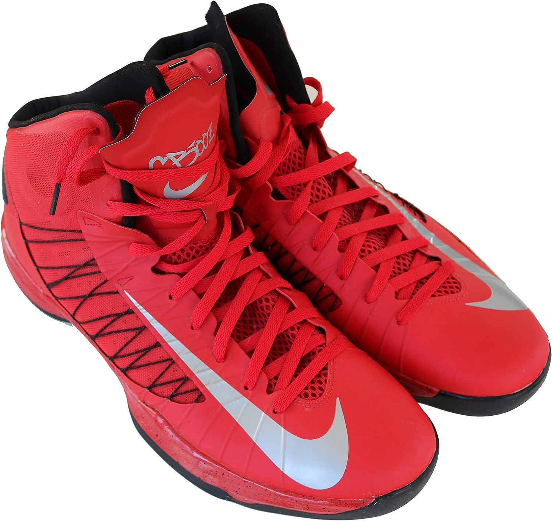 Carlos Boozer Chicago Bulls Red Nike