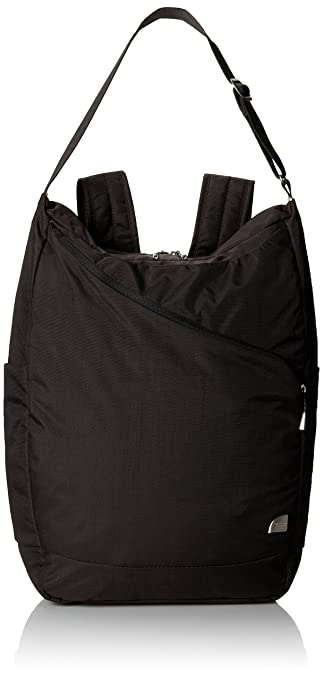 Overland Equipment Whitney Bag, Black/Black Dot Print