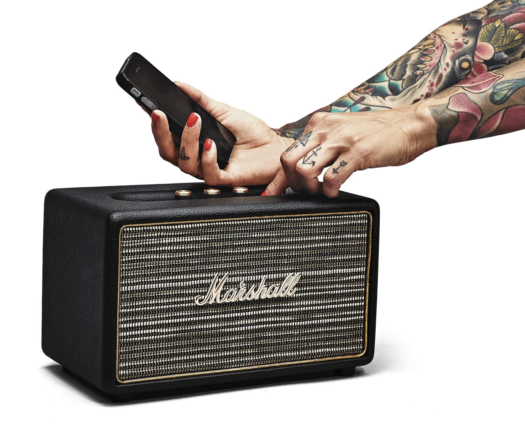 Marshall 04091802 Acton Wireless Bluetooth Speaker Black by Marshall (Image #4)