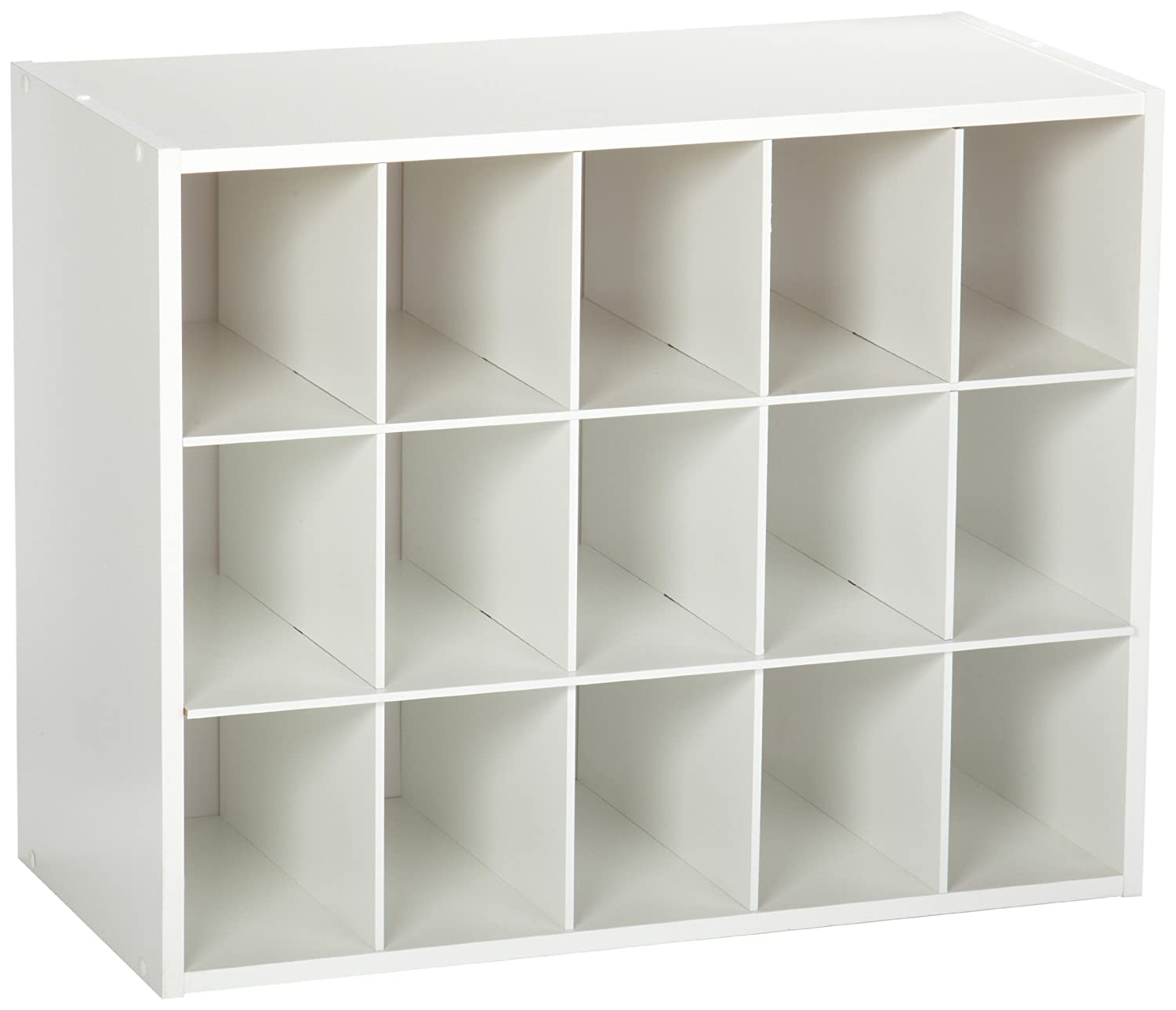 shelving in cubby desk formaldehyde bookshelves white products free shelf cubbies storage basics with voc way cube stackable cubes