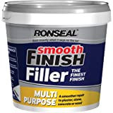 Ronseal MPRMF22Kg 2.2Kg Smooth Finish Multi-Purpose Interior Wall Filler Ready Mixed