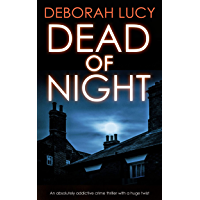 DEAD OF NIGHT an absolutely addictive crime thriller with a huge twist (Detective Temple Mystery Book 2) (English Edition)