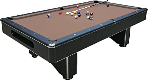Harvil 8-Foot Slate Pool Table – Galaxy. Includes On-Site Delivery, Professional Installation and Accessories