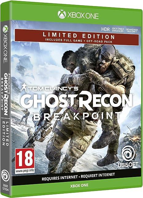 Ghost Recon Breakpoint (Edición Exclusiva Amazon): Amazon.es ...