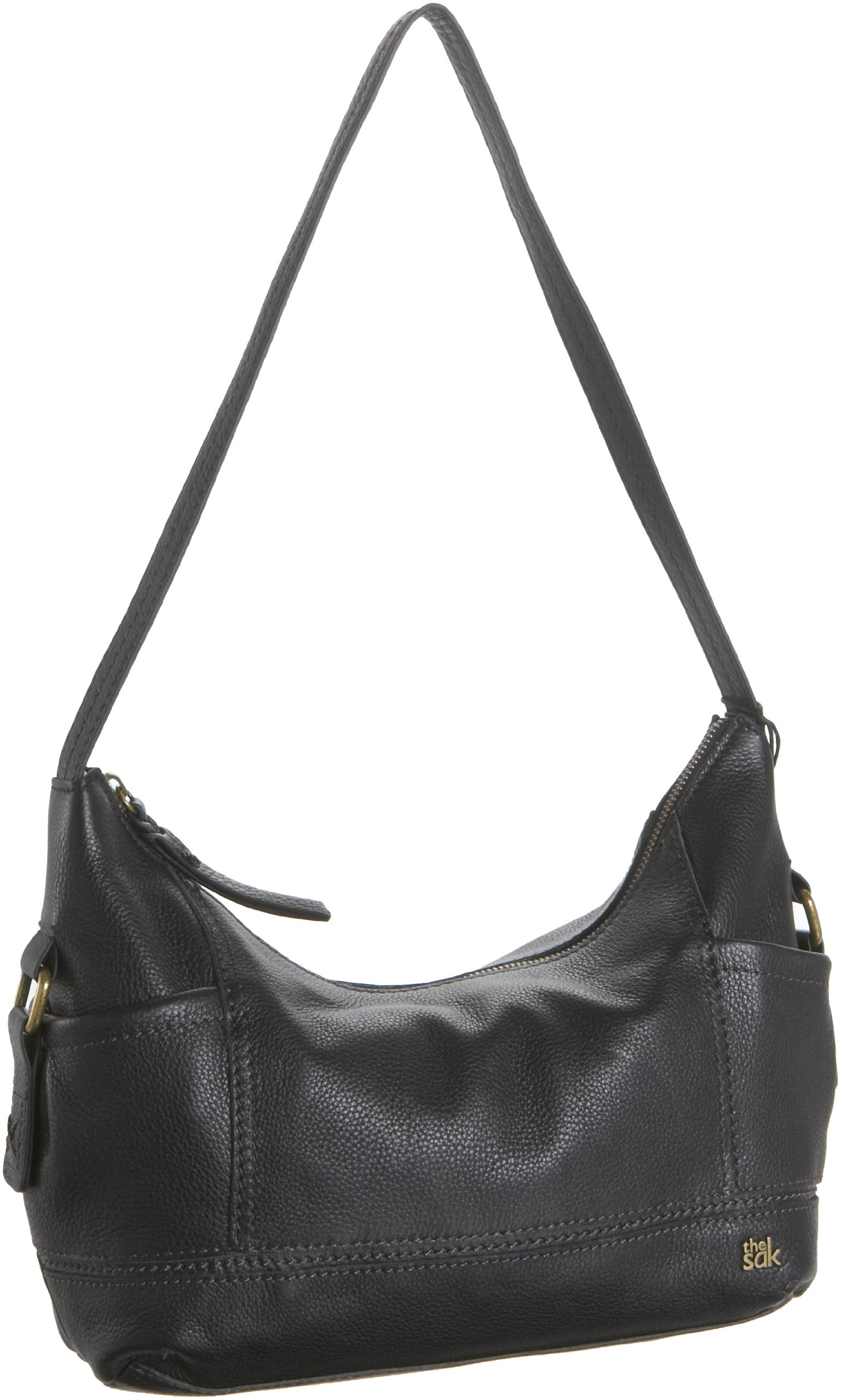 The Sak Kendra Hobo Shoulder Bag,Black,One Size