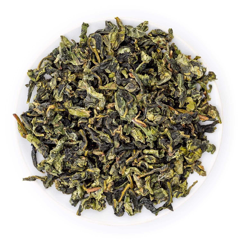 Oriarm 1000g / 35.3oz Chinese Anxi Tie Guan Yin Tea Yun Aroma - Fujian Oolong Tea Loose Leaf Tikuanyin Iron Goddess of Mercy - Naturally High Mountain Grown