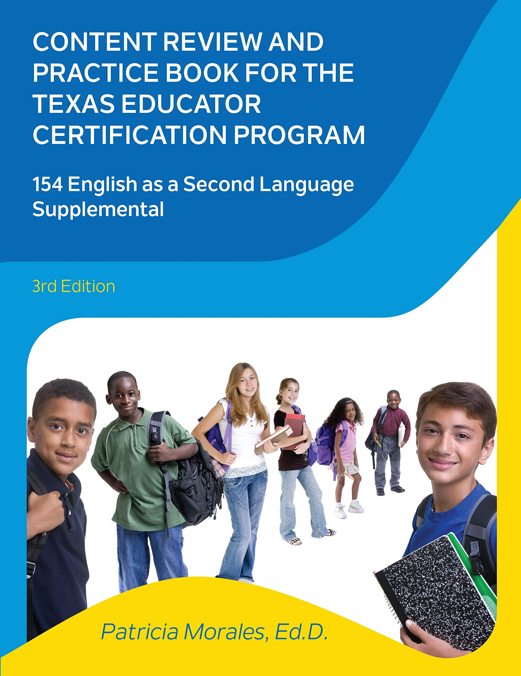 Content Review And Practice Book For The Texas Educator