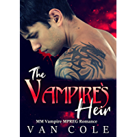 The Vampire's Heir: MM Vampire MPREG Romance (English Edition)