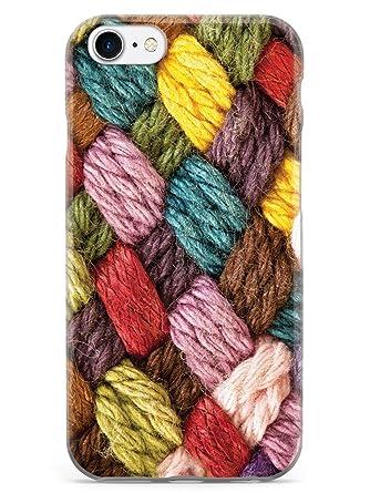Amazon.com: Inspired casos de lana con textura – iPhone de ...