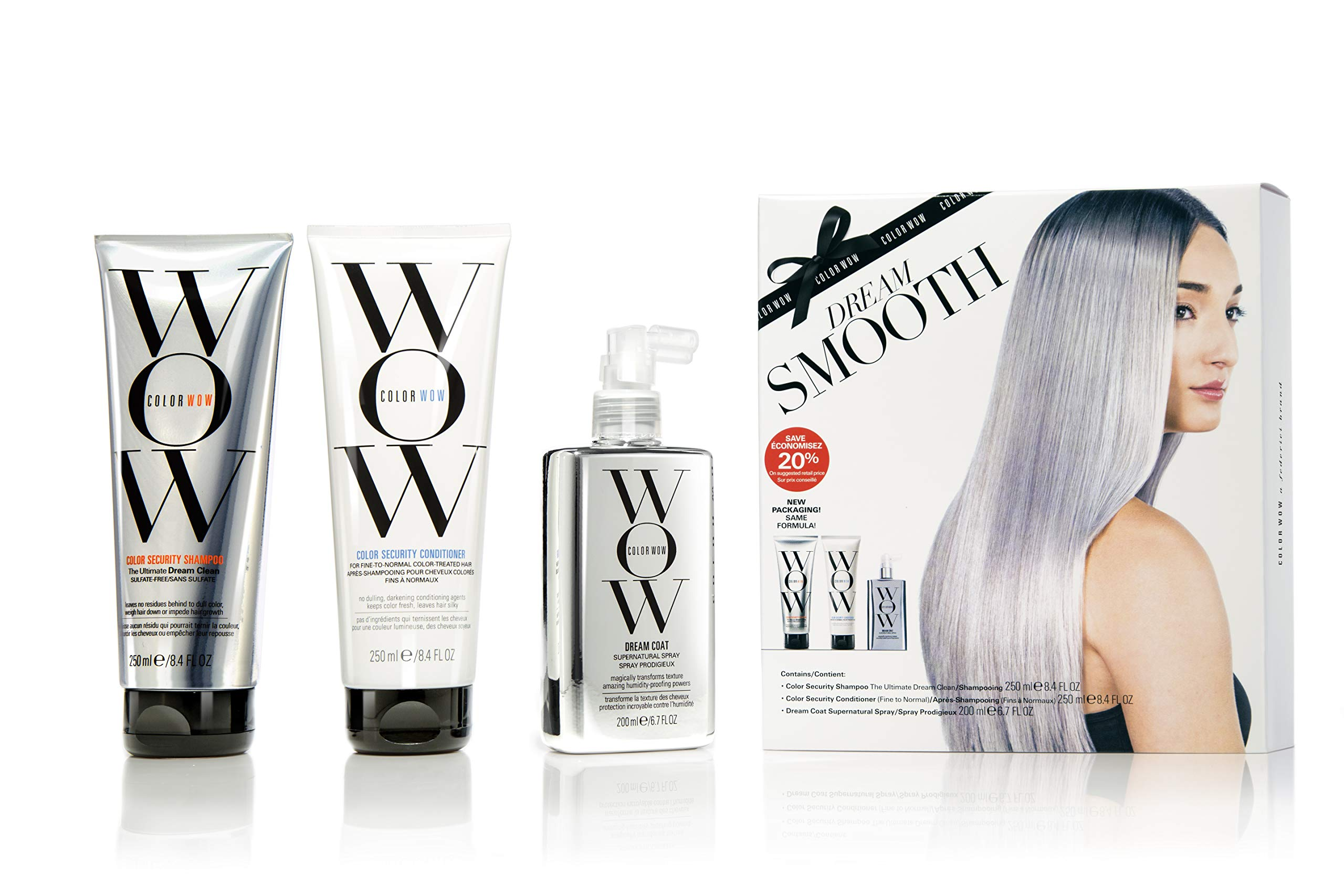 COLOR WOW Dream Smooth Kit