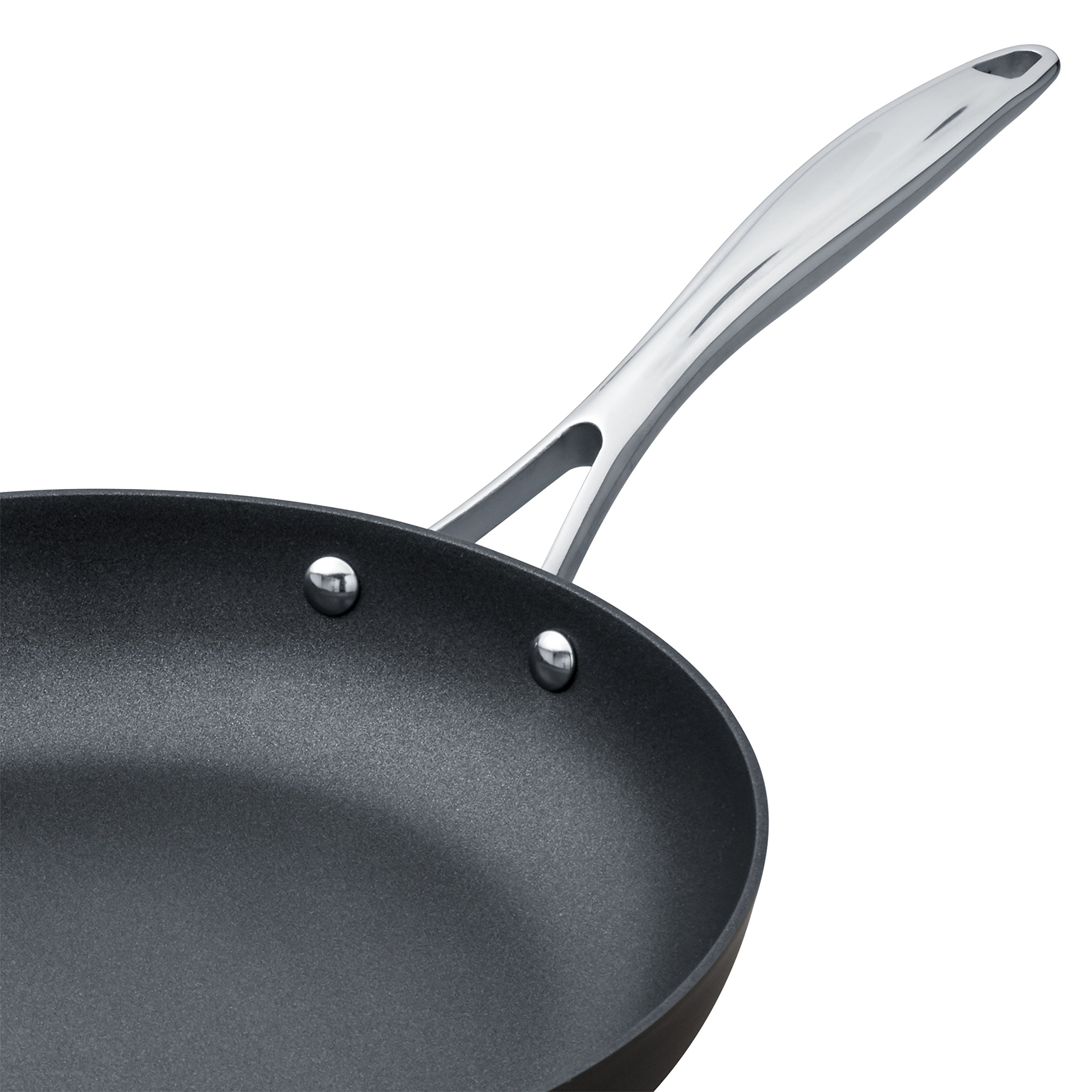 Stone & Beam Kitchen Cookware Set, 17-Piece, Pots and Pans, Hard-Anodized Non-Stick Aluminum by Stone & Beam (Image #5)
