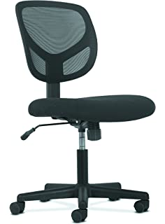 HON Sadie Swivel Mid Back Mesh Task Chair Without Arms   Ergonomic Computer/Office  Chair