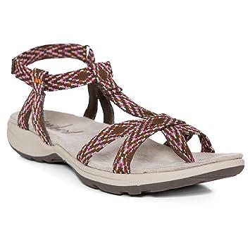 Gilly, Womens Open-Toe Sandals Trespass