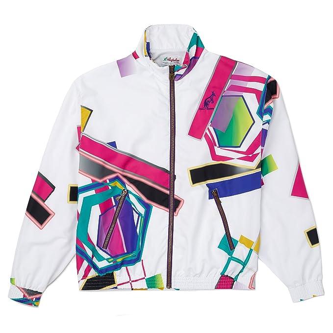 online store 36475 99e29 AUSTRALIAN ALPINA Giacchetta, Microfibra, Smash, Bianco (46 ...