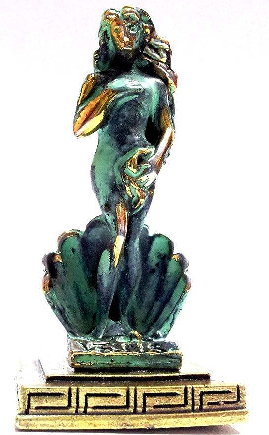 ANCIENT GREEK ZAMAC MINIATURE OF VENUS//APHRODITE bronze