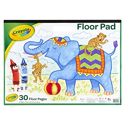 Crayola Giant Floor Pad: Toys & Games