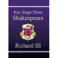 KS3 English Shakespeare Test Guide - Richard III