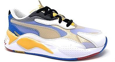 Amazon Com Puma Rs X3 Sonic Color Ps Kids Sneakers