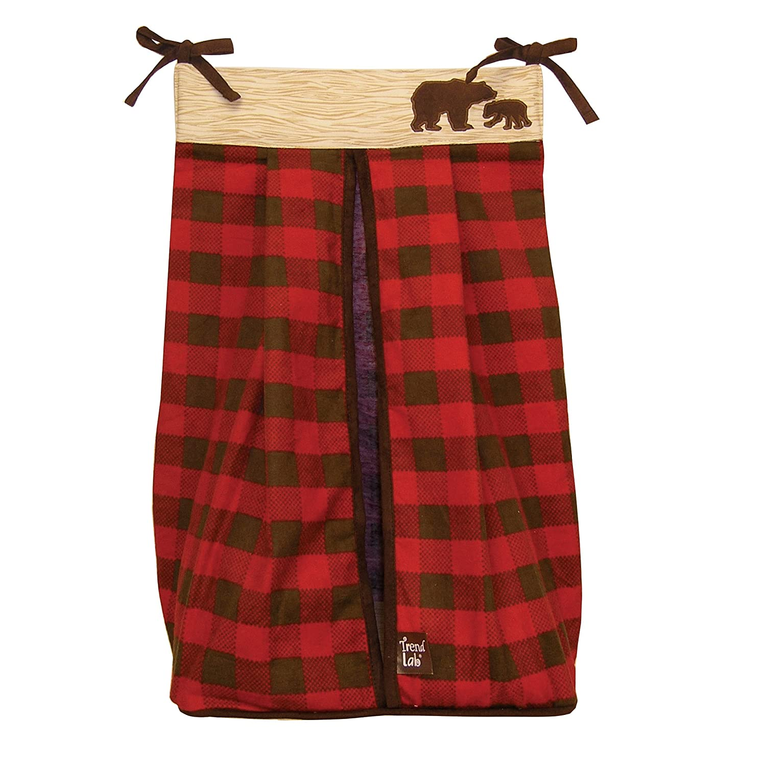 Trend Lab Northwoods Diaper Stacker 110243