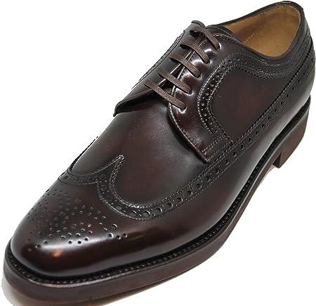 George´s Shoes 4275. Zapato de Cordones Pala Vega, Totalmente Hecho a Mano en Inca Mallorca, Piel de Becerro de Primera Calidad, Color marrón