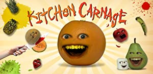 Annoying Orange: Kitchen Carnage by Bottle Rocket Apps