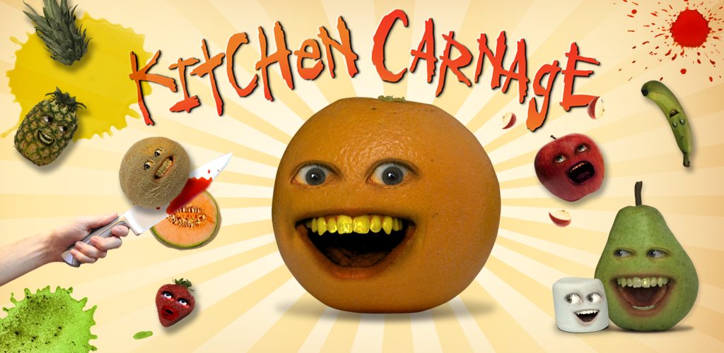 amazon com annoying orange kitchen carnage appstore for android