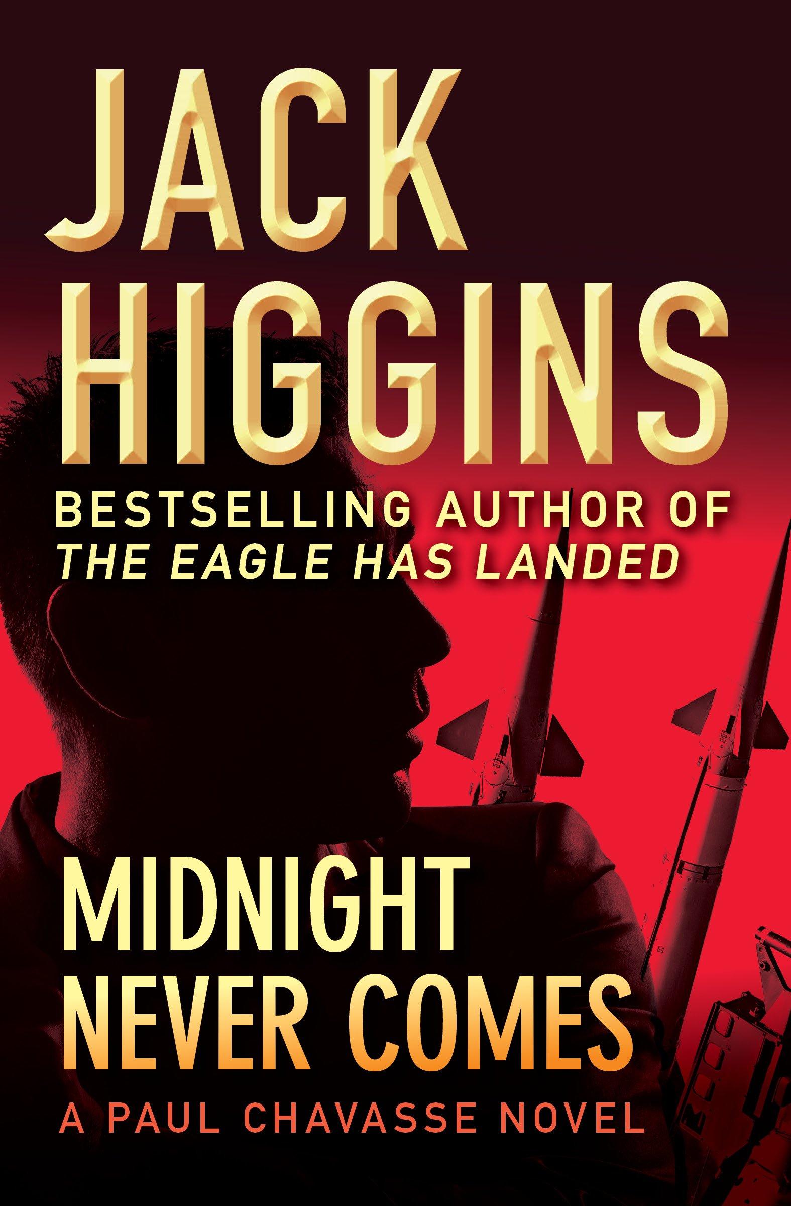 Download Midnight Never Comes (The Paul Chavasse Novels) pdf epub