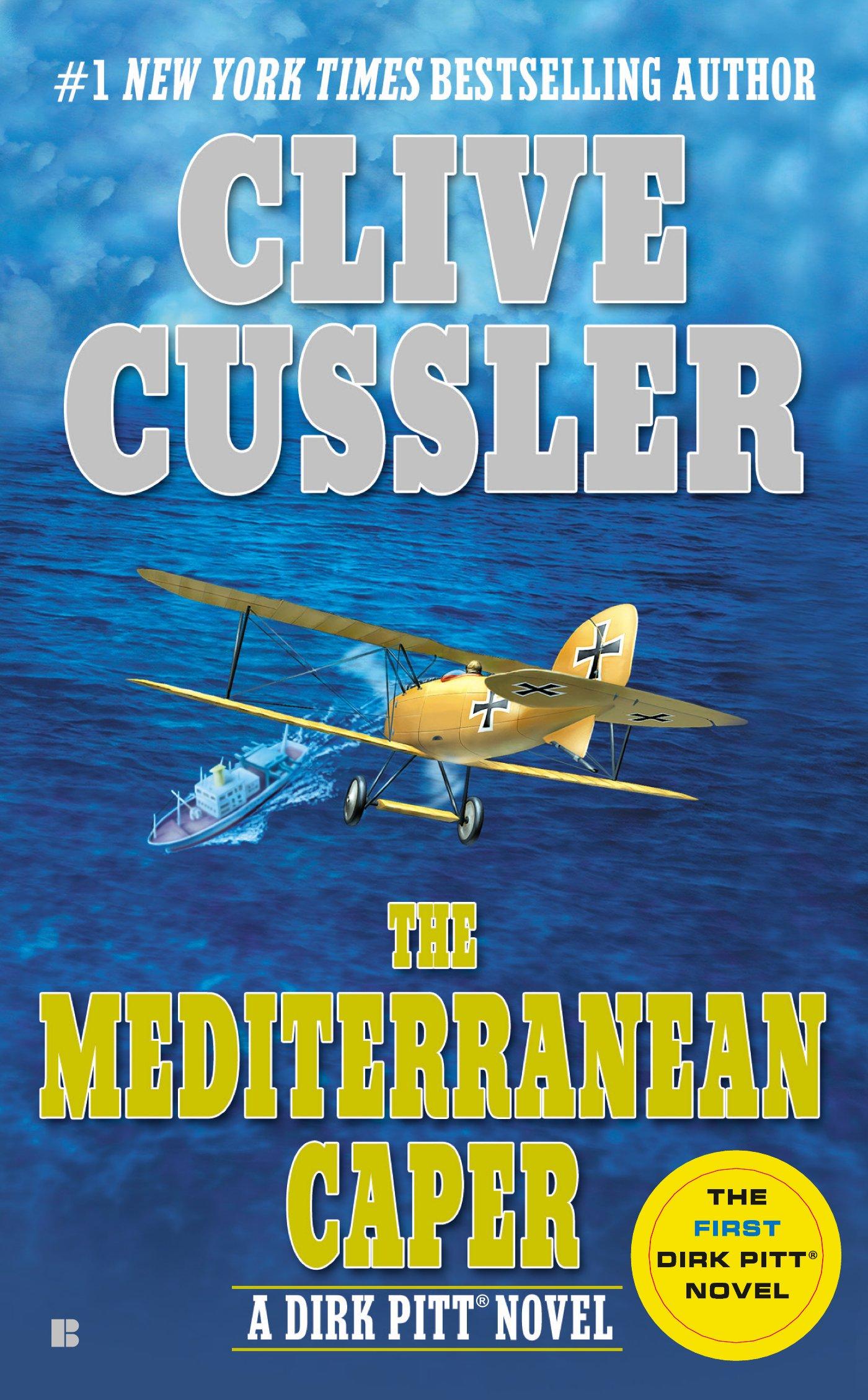 Mediterranean Caper Dirk Pitt Adventure