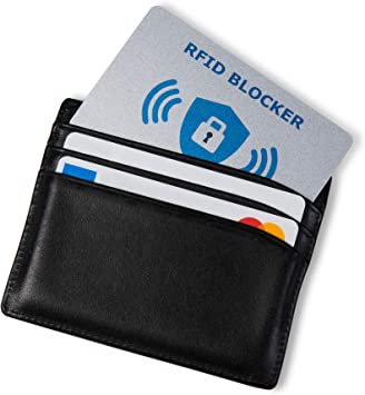 protection carte sans contact RFID Blocker NFC Blocking Card   Contactless Cards Protection   1
