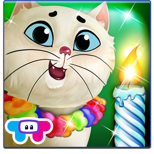 Kitty Cat Birthday Surprise: Care, Dress Up & Play! (Dress Up Dogs)