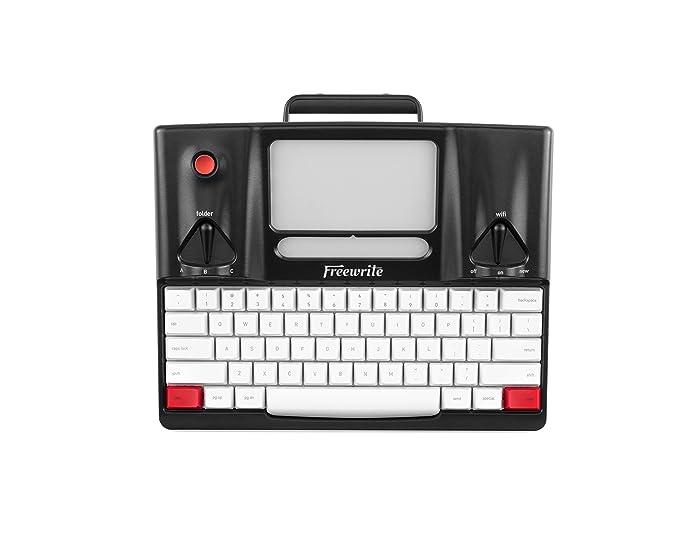 Astrohaus Freewrite - Herramienta de escritura sin distracción (edición internacional, ISO), máquina de escribir inteligente, pantalla de tinta E con ...