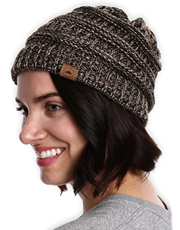 36159d28513 Tough Headwear Cable Knit Beanie - Thick