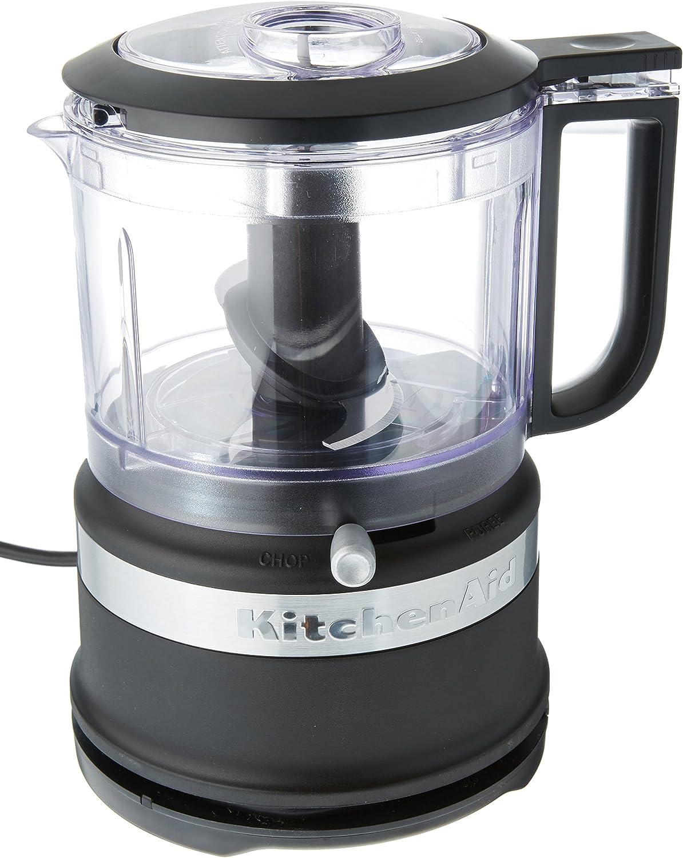 KitchenAid 3.5-Cup Food Chopper, medium, Matte Black