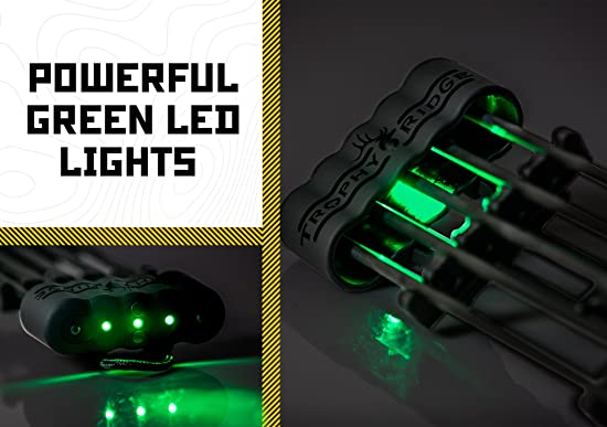powerful green led lights
