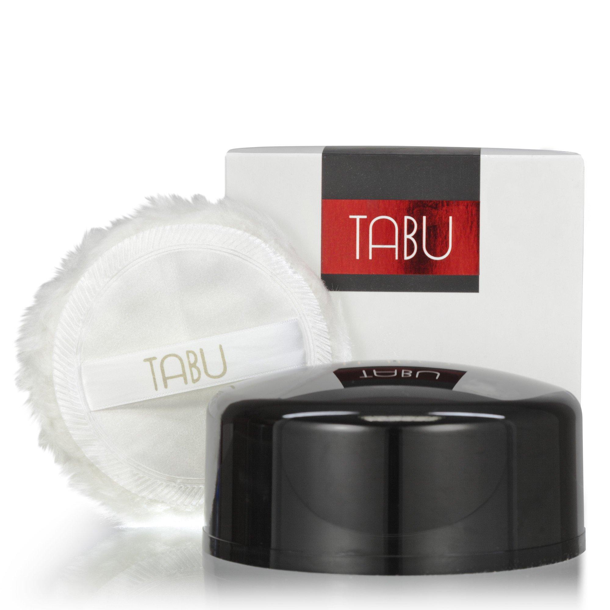 Tabu by Dana for Women 4.0 oz Dusting Powder by Dana Classic Fragrances