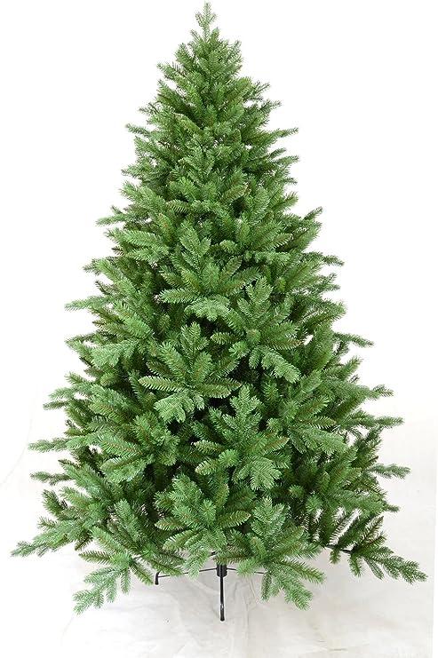 Albero Di Natale Amazon.Albero Di Natale Artificiale Abete 120 240 Cm Abete Albero Di Natale Amazon It Casa E Cucina