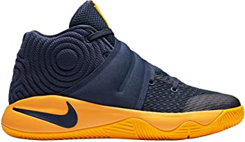 separation shoes cfc94 625cc Nike Kyrie 2 (PS) Basketball Shoes 827280 444 (12c) (Midnight Navy