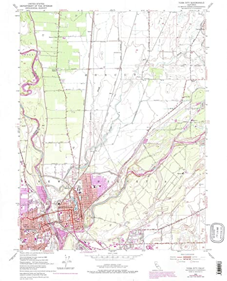 Amazon.com : YellowMaps Yuba City CA topo map, 1:24000 Scale, 7.5 X on city of menlo park map, auberry map, city of watsonville map, california map, west roseville map, downieville map, yuba river map, port costa map, city of porterville map, yuba-sutter map, yuba county map, sutter county map, mountain ranch map, fish camp map, city of grass valley map, city of pacifica zoning map, los angeles map, wishon map, yuba college map, sutter ca map,