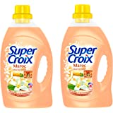 Super Croix Maroc Lessive Liquide New Avril 2017 1,875 L - Lot de 2
