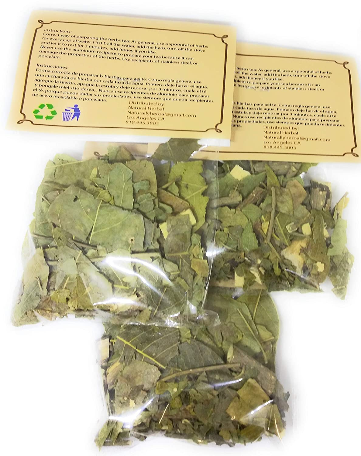Amazon.com : Zapote Blanco Hierba/Tea (10.6 Grms.) : Grocery ...