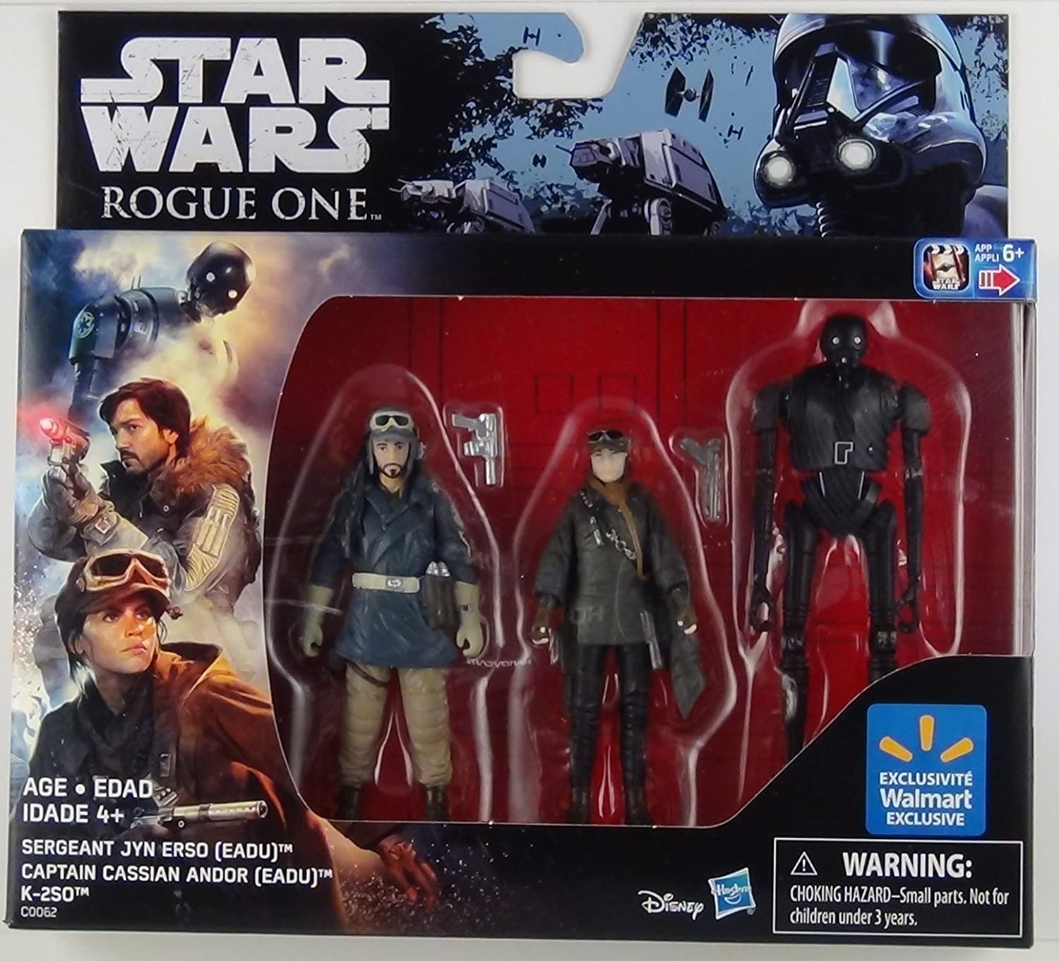 "Hasbro 3.75/"" Rogue AWAKENS Jedi LINK YOUR CHOICE Star Wars Action Figures"