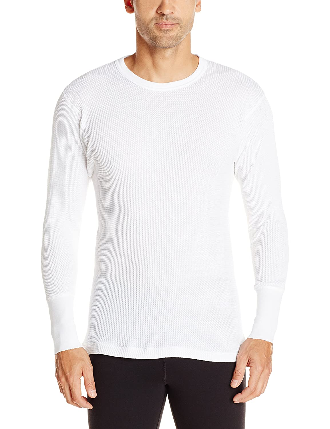 4f26214e2ce3d Stanfield s Men s Thermal Crew Neck Long Sleeve Top  Amazon.ca  Sports    Outdoors