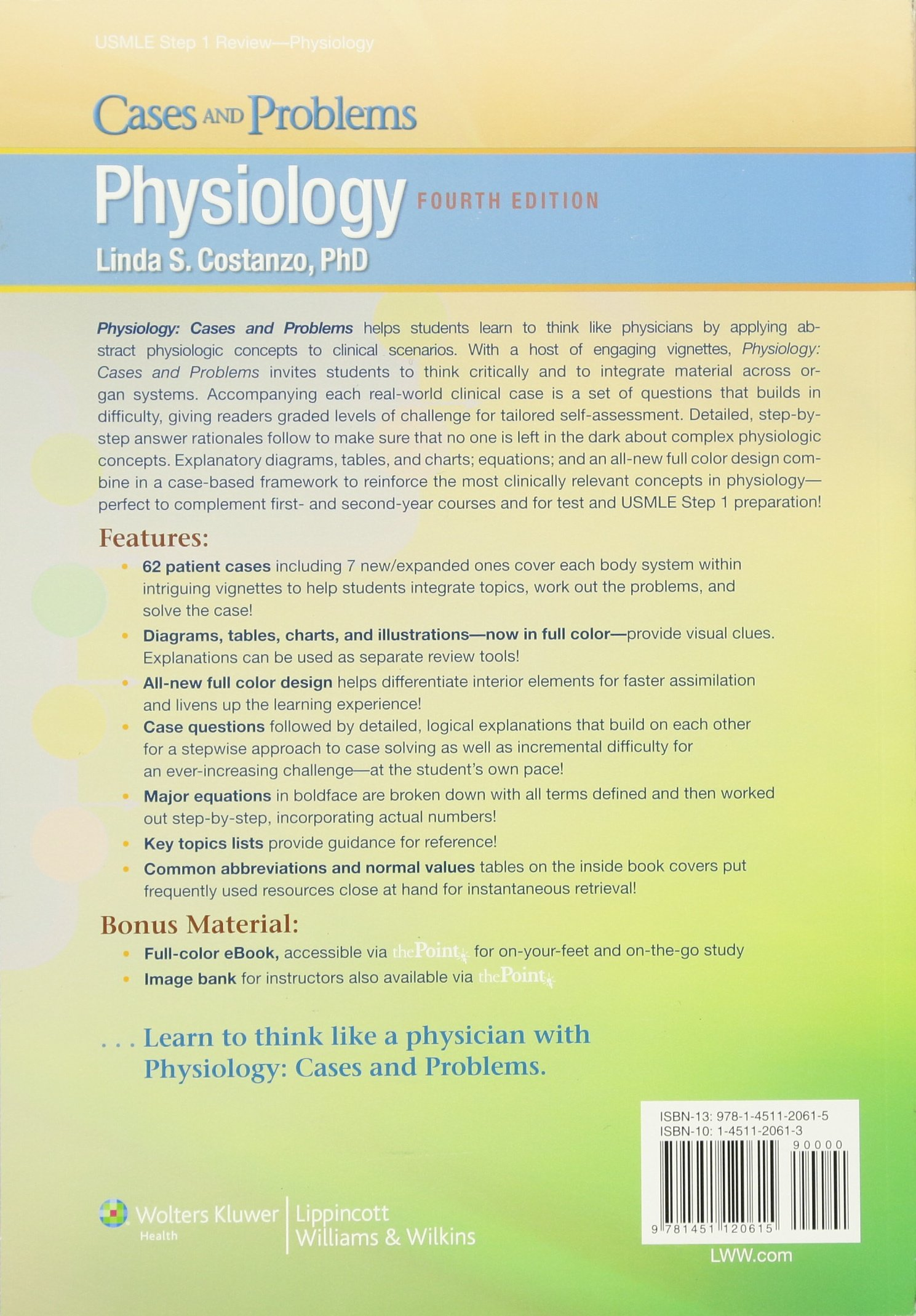 Brs Physiology Cases And Problems Pdf