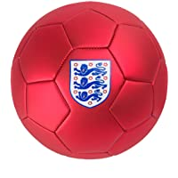 England Unisex Voetbal, Rood/Wit, 5