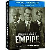 Boardwalk Empire: Complete Fourth Season (Bilingual) [Blu-ray]