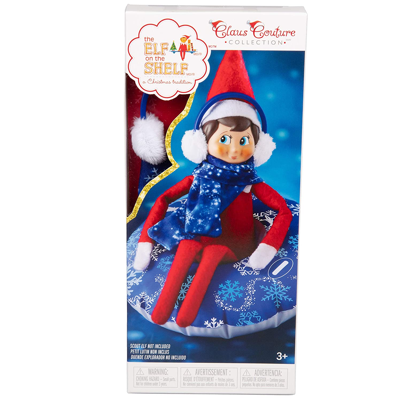 Amazon.com: Elf on The Shelf Outfit Value Set – Conjunto de ...