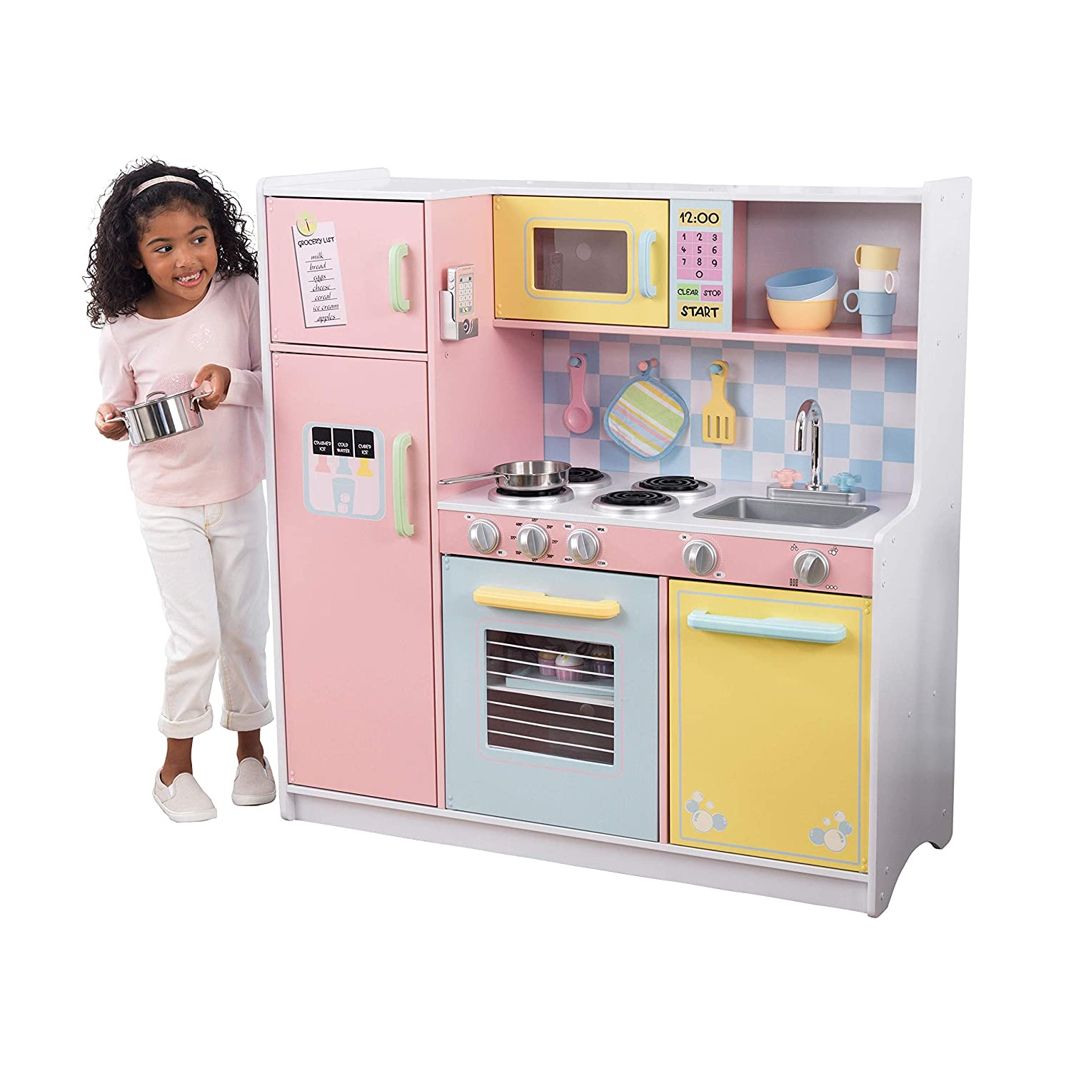 Buy KidKraft Large Kitchen Online at Low Prices in India - Amazon.in